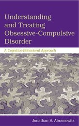 obsessivecompulsive disorder in adults in the series advances in psychotherapy evidencebased practice